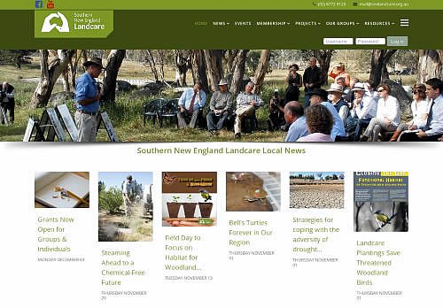 southern new england landcare armidale
